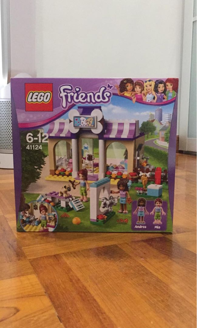 Lego Friends 41124 Babies Kids Toys Walkers On Carousell