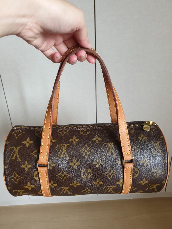 59e392047fdc Louis Vuitton Monogram Papillon 26
