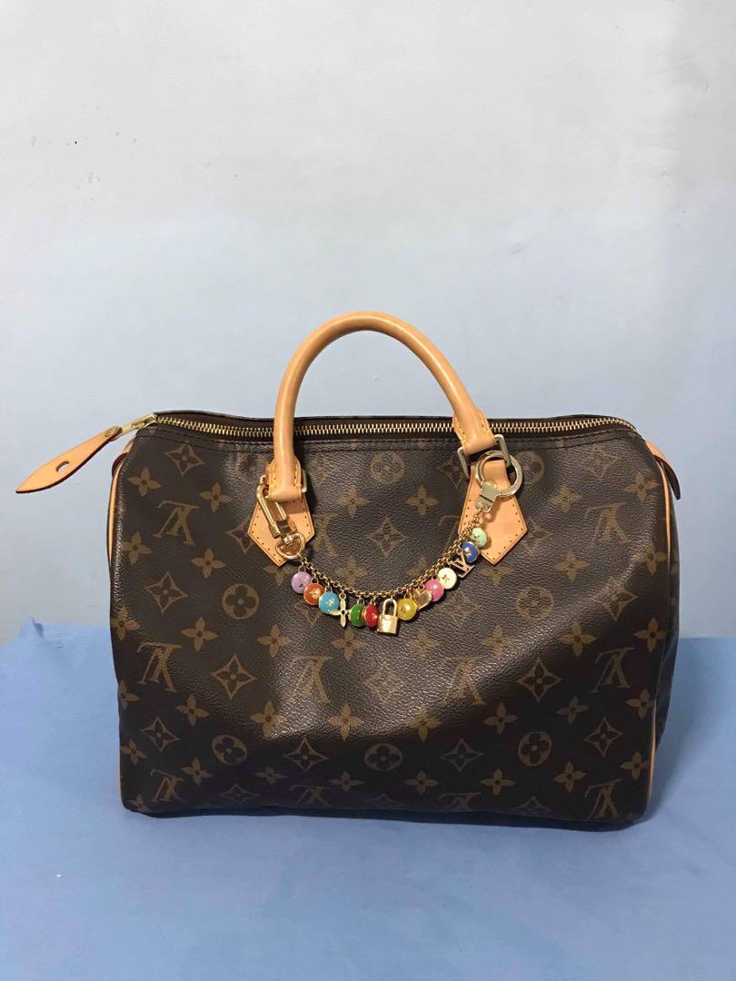 ea951c3669bf15 LV Monogram Speedy 30, Luxury, Bags & Wallets on Carousell