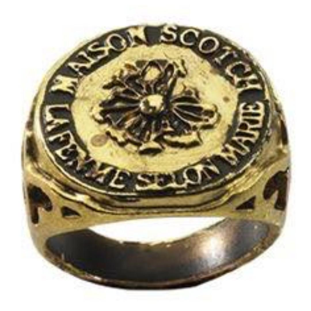 Maison Scotch - Dandelion Make a Wish Ring - Silver