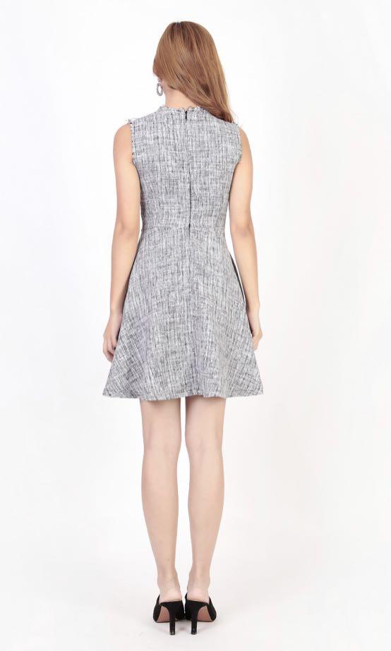 4470f96473 MGP Label Ysabel Tweed Dress