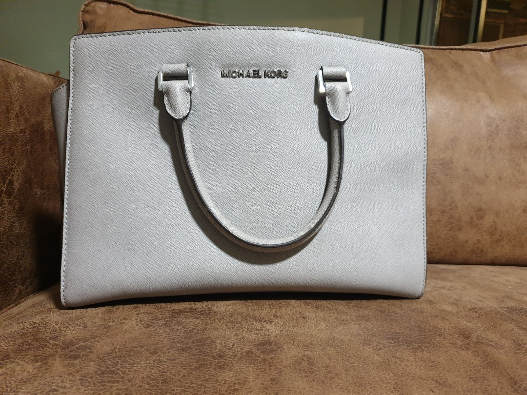 f843d778da1d Michael kors selma in large grey