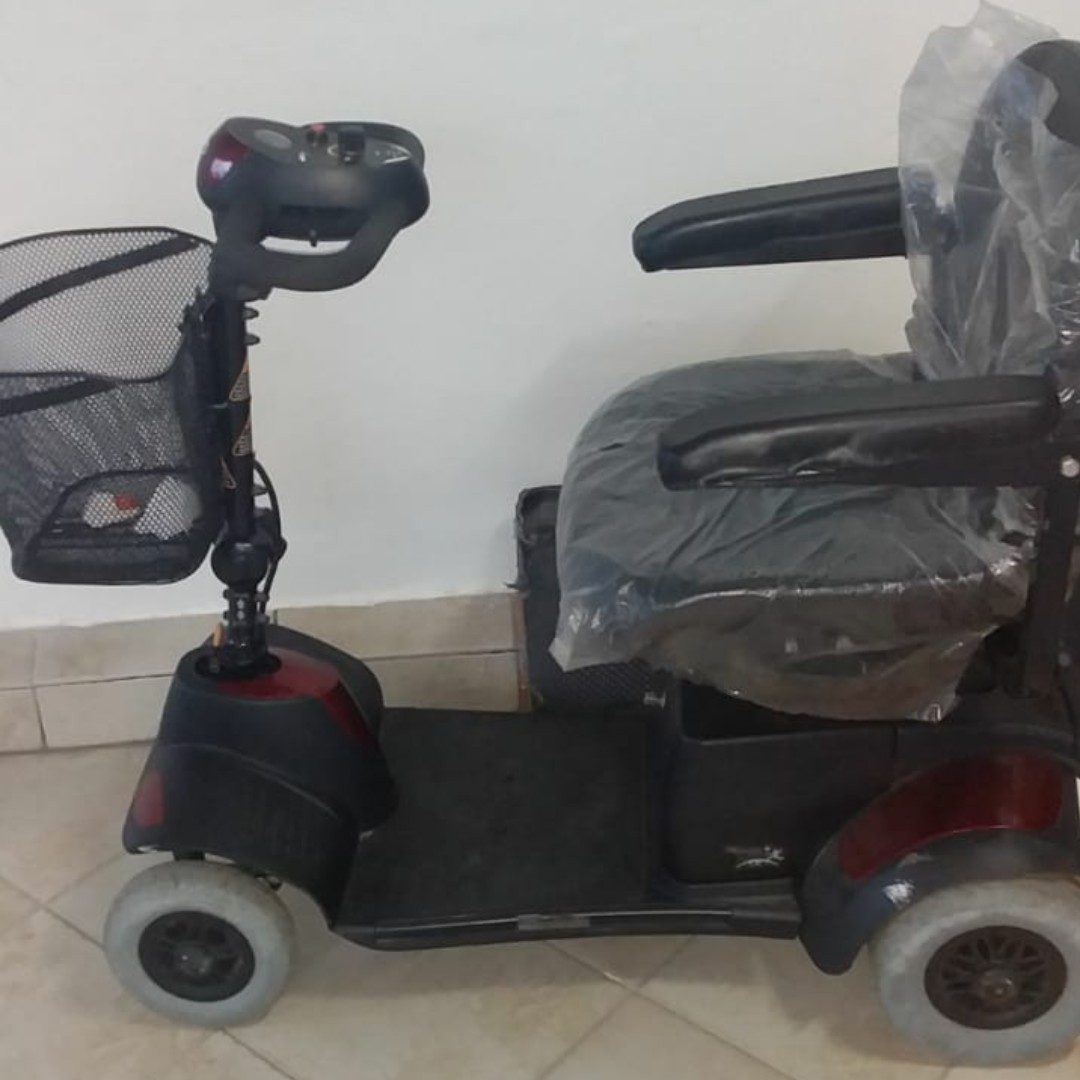 Motorized Wheelchair Scooter