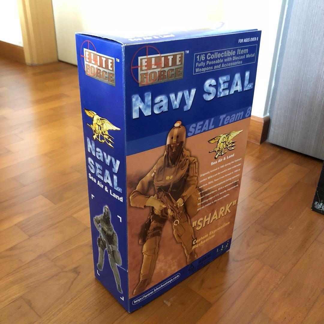 Navy Seal Team 8, Elite Force