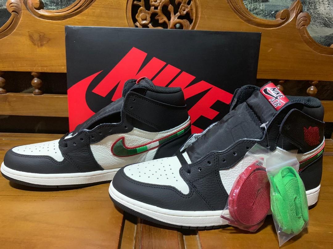 new concept dad53 011d6 Nike air jordan 1 (a star is born)