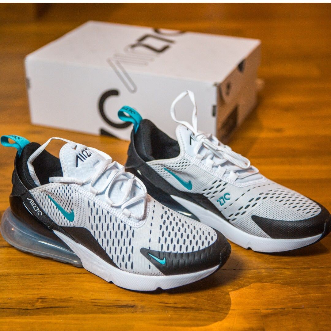 official photos fcb4f 48122 Nike Airmax 270 - Dusty Cactus