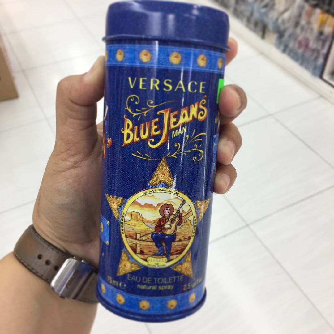 Perfume Blue Versace Blue Original Versace Jeans Blue Perfume Jeans Original Original Versace Perfume wO80PkXn