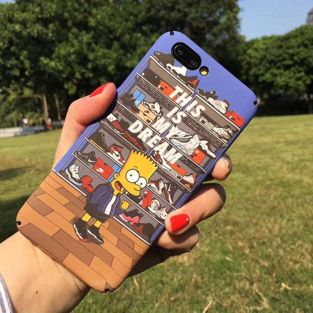 competitive price f67d1 c8a1a 🔥Pre-Order! The Simpsons Iphone Case
