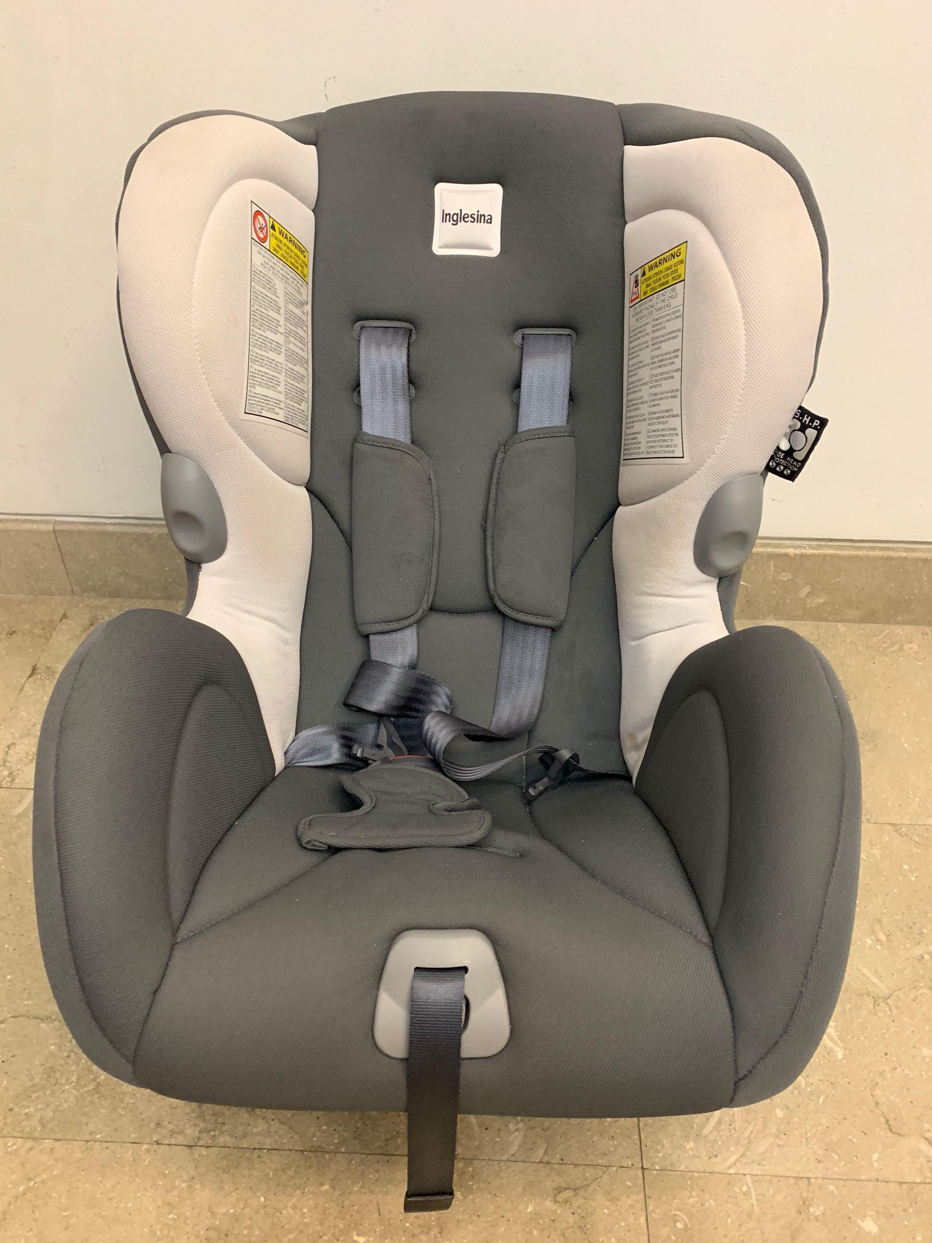 Reduced Inglesina Marco Polo Car Seat Babies Kids Strollers Bags Carriers On Carousell