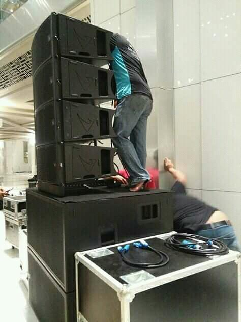 Sound System Rental (small to big)