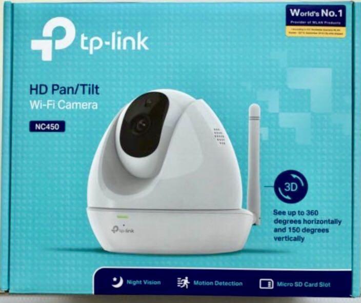 TP-Link NC450 IP Camera