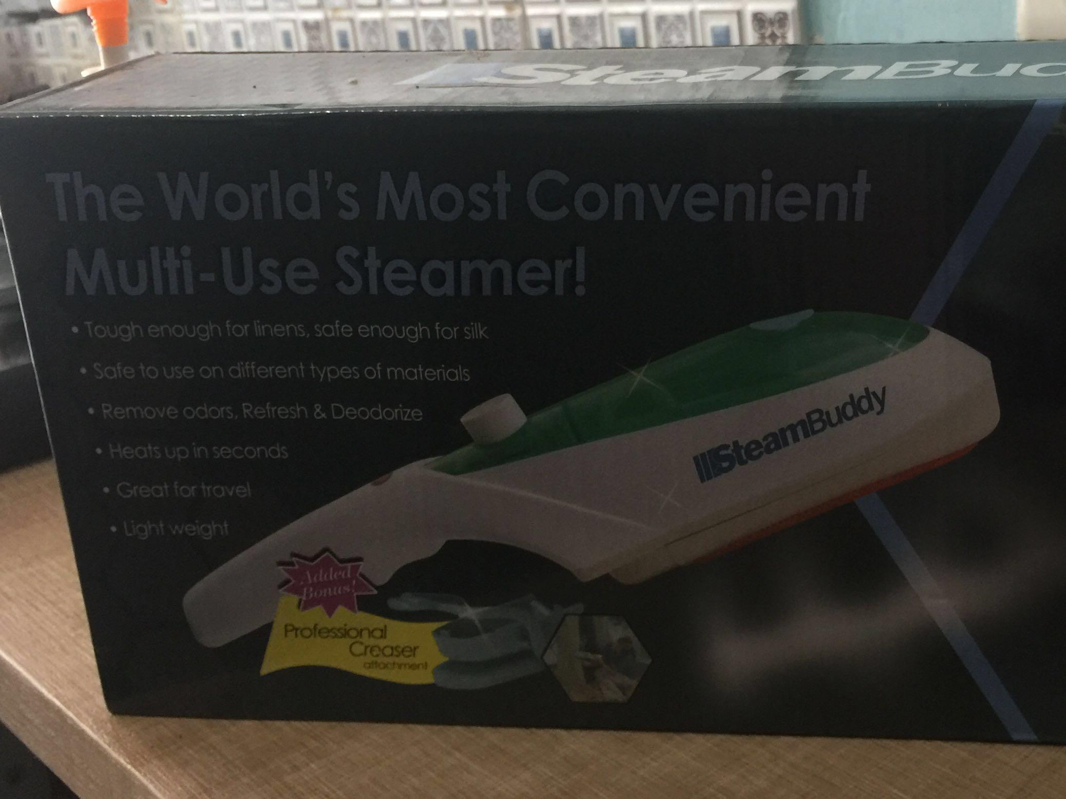 Travelling Steamer