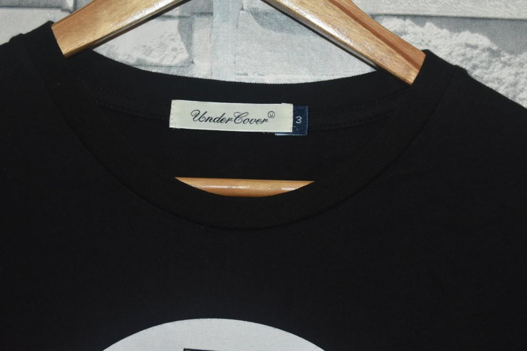 337e61f16 Undercover tee x Visvim x Supreme x Kaws x Bape, Men's Fashion, Clothes,  Tops on Carousell