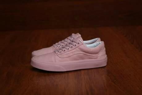cb96b3888ea7 Vans Old Skool Rose Pink