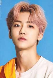 NCT SEASON'S GREETINGS 2019 NA JAEMIN MINI POSTER