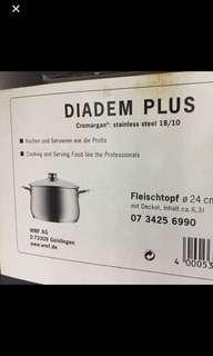 WMF diadem plus pot