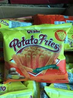 🚚 Oishi 馬鈴薯條-起司