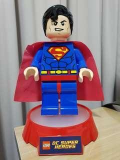 Lego jumbo superman
