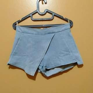 Hotpants Blue Jeans
