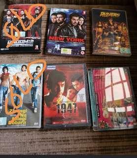 Hindi Movie (DVD)