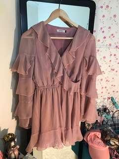 CNY sale- pretty dress