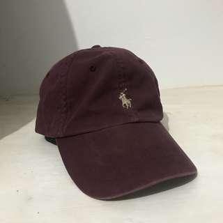 Ralph Lauren and Cotton on cap