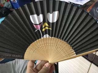 XO - 日本紙扇