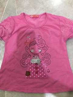 T Shirt 3-4yrs
