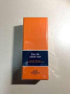 Hermes Eau de citron noir 黑檸檬古龍水 👫✨🖤🍋