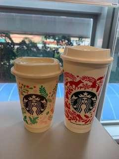 🚚 Starbucks reusable mug
