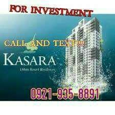NEWLY ESTABLISH CONDO AT PASIG WITH FREE APPLIANCES RESORT TYPE CONDOMINIUM WITH 2% PROMO DISCOUNT AND 0% INTEREST AT KASARA URBAN RESORT RESIDENCES WITH 2BR W/ BALCONY 58.68SQM 51KMO. RENT TO OWN CONDO near UGONG, P.E ANTONIO, ROSARIO, A.SANDOVAL,