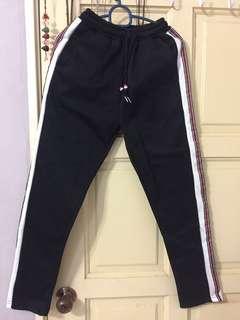 Cool black pants