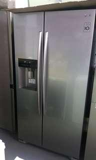 FACTORY UNIT: LG HOUSEHOLD REFRIGERATOR FREEZER