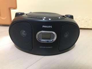 Philips CD player and radio