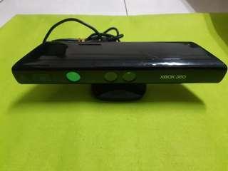 XBOX360 Kinect 感應器 體感鏡頭 七成新功能正常上面有小刮傷圖片上有照出