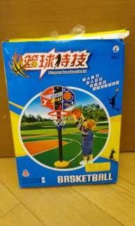 兒童籃球玩具&籃球架套裝