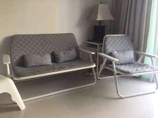 Ikea Sofa Set