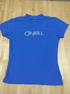 O'Neill Women's Rash Guard