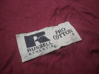 Russell Shirt cotton pro