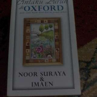 novel cintaku luruh di oxford