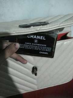 Chanel cream