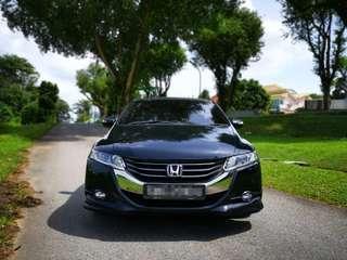 CNY Honda Odyssey MPV For Rent!!!