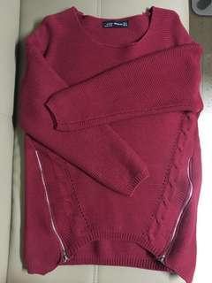 Zara Sweater 針織衫 毛衣 冷衫