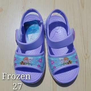Disney Frozen lilac Sandals