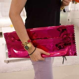 🚚 Re-edition Of Maison Martin Margiela for H&M Candy Clutch