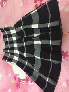 🚚 格子針織裙#百元均價