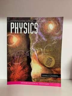 Contemporary College Physics