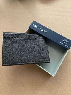 Auth B New COLE HAAN LEATHER GENUINE PASSCODE WALLET