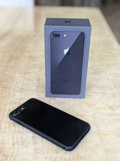 iPhone 8 Plus Space Gray 256GB (With Warranty)