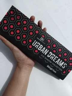DB urban dreams eyeshadow collection (midnight fever)